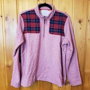 Orvis 1/4 Zip Jacket Top